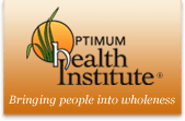 Holistic Healing Program San Diego & Austin - Optimum Health Institute Logo